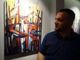 """Изложба """"Видения на духа"""" на Осман Юсеинов – 23 април 2016"""