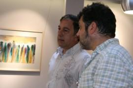 Изложба-акварели на художника Ангел Китипов - 13 юни 2015