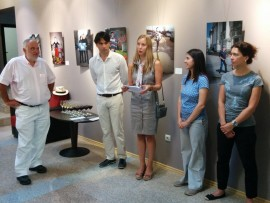 "Пътуваща Фотоизложба ""НеБългарите"" на Антони Георгиев – 10 август 2015"