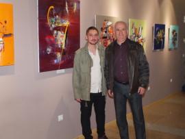 "Изложба-живопис ""Живот без рамка"" на Христо Бозуков – 20 февруари 2016"