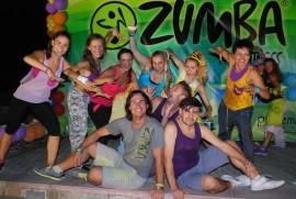 ZUMBA® Fitness с Вили