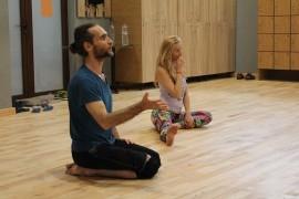 Уъркшоп Движенчески техники за осъзнатост и творчество с Димитър Германов – 14 и 15 май 2016