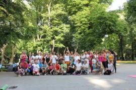 21 юни 2016 - Международен ден на йога