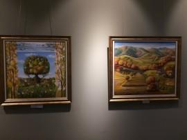 """Изложба-живопис """"Природни дарове"""" на Нели Ценова - 11 март 2017"""