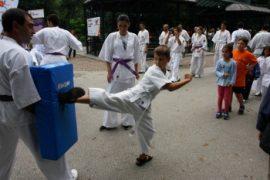 Бойни изкуства за деца с Александър - клуб Да Дао