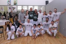 Капоейра Бачизадо - клуб Джалара Пловдив -  22 януари 2017