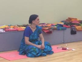 Индийска женственост и красота със Стела Сачи – 20 май 2017