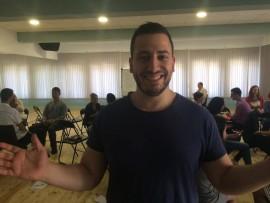 Тайната на общуването с Ясар Маркос и Пламен Попов – 20 май 2017