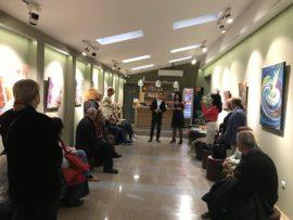 """Изложба-живопис """"Етапи живот"""" на Лили Сотирова – 29 септември 2018"""