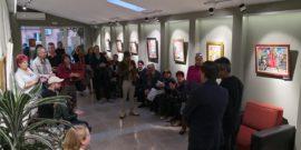 """Изложба-живопис """"Всички места, които не са тук"""" на Николай Балдев – 21 октомври 2018"""