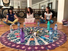Женски сакрален кръг с Гонг медитация – 25 юли 2018