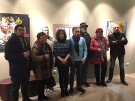 Изложба на 15 пловдивски художници – 09 януари 2019