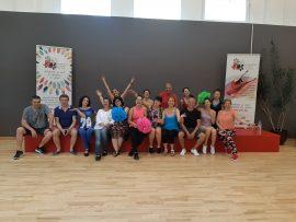 """Гръцки танци с школа """"Балканци"""" – май-юни 2019"""