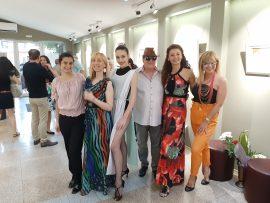 """Изложба – живопис и пластика """"Танцът на цветовете"""" на Илия Янакиев – 20 юни 2019"""